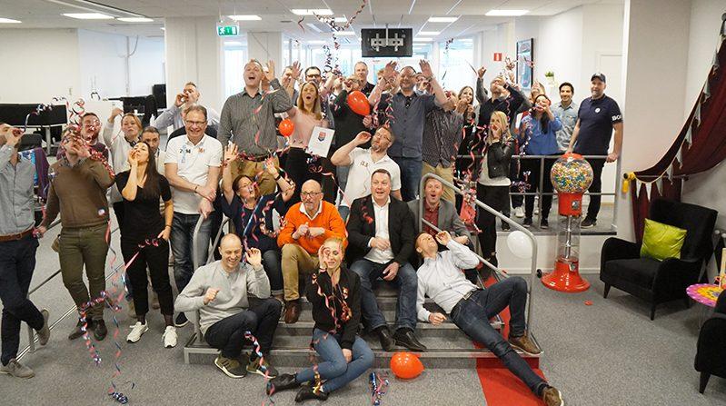 B2B IT-Partner certifierade av Great Place to Work