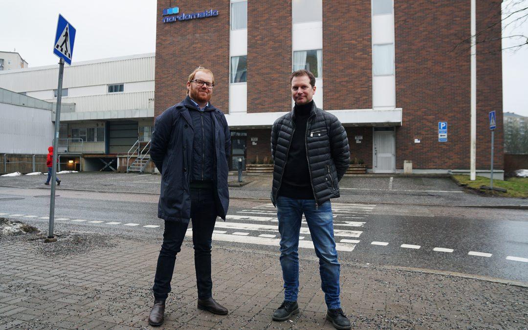 Nordomatics resa mot Datacenter on Demand