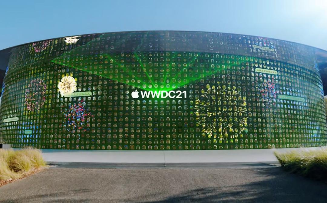 Höjdpunkter från WWDC21 Keynote