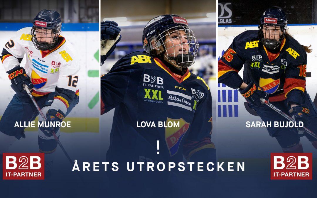 Rösta fram Årets Utropstecken i Damlaget säsong 19/20