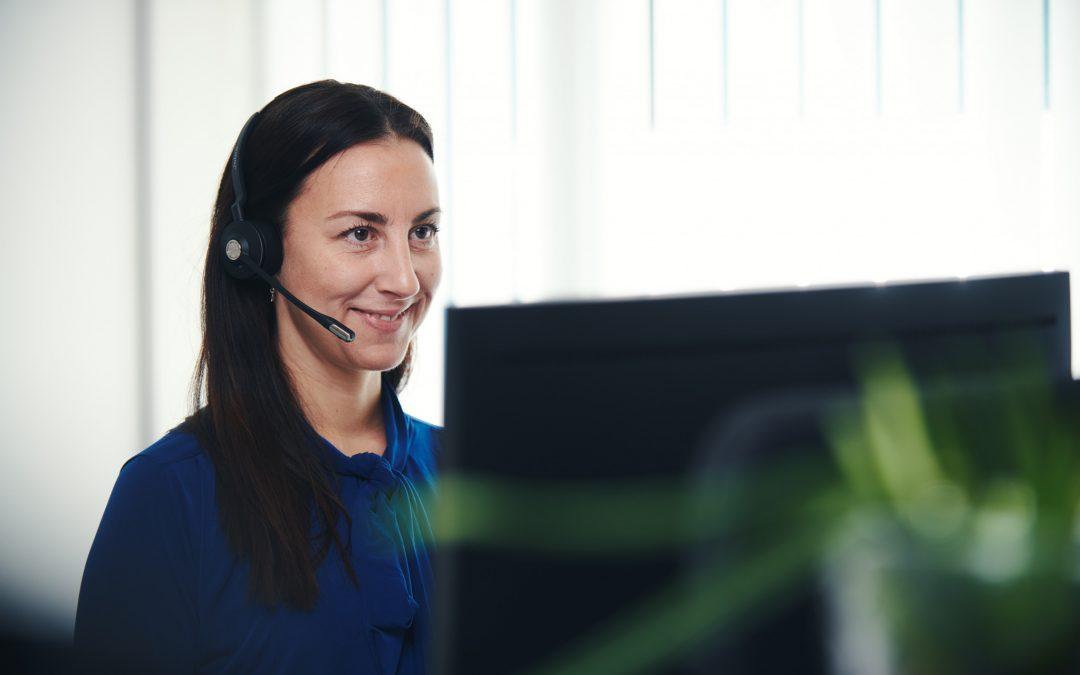 Ny medarbetare inom Sales Support