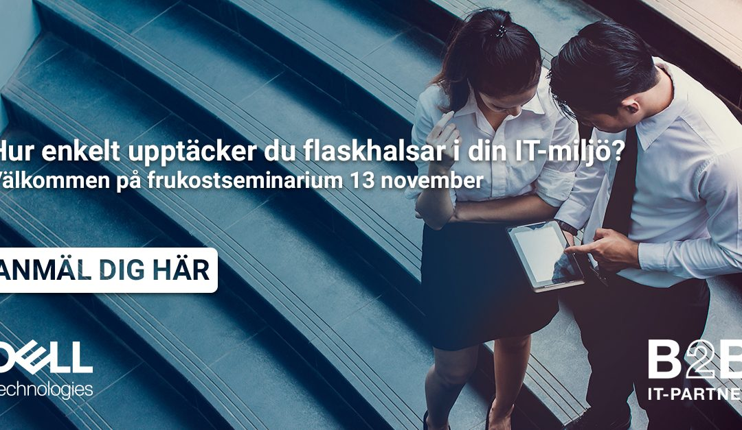 Frukostseminarium – Live Optics