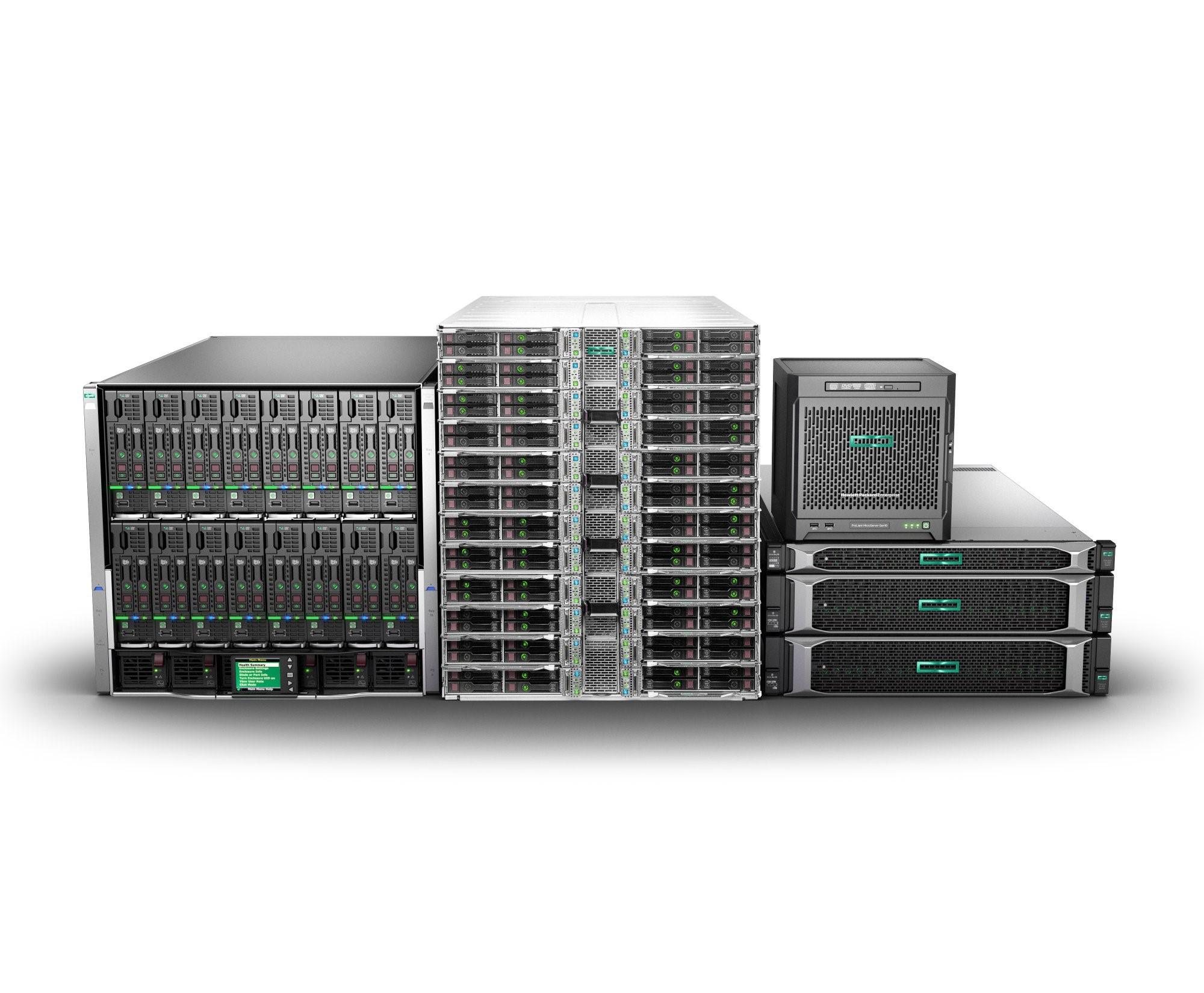 HPE lanserar Gen10 server
