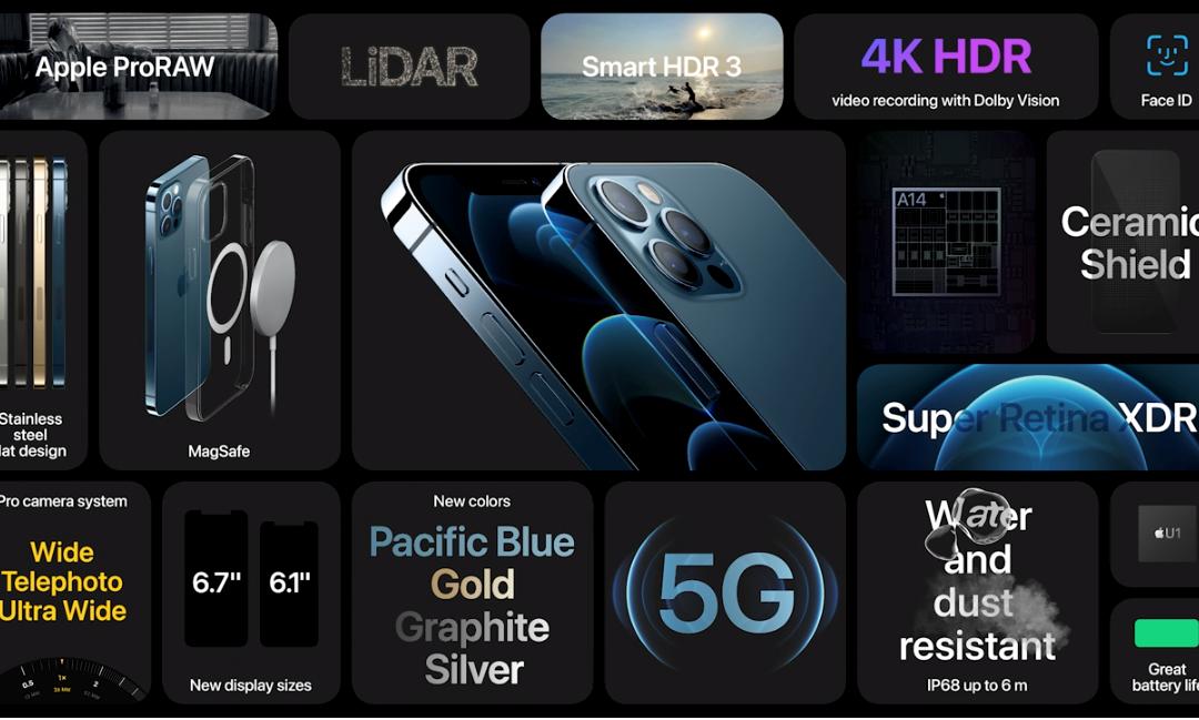 Höjdpunkterna från Apple event 13 oktober