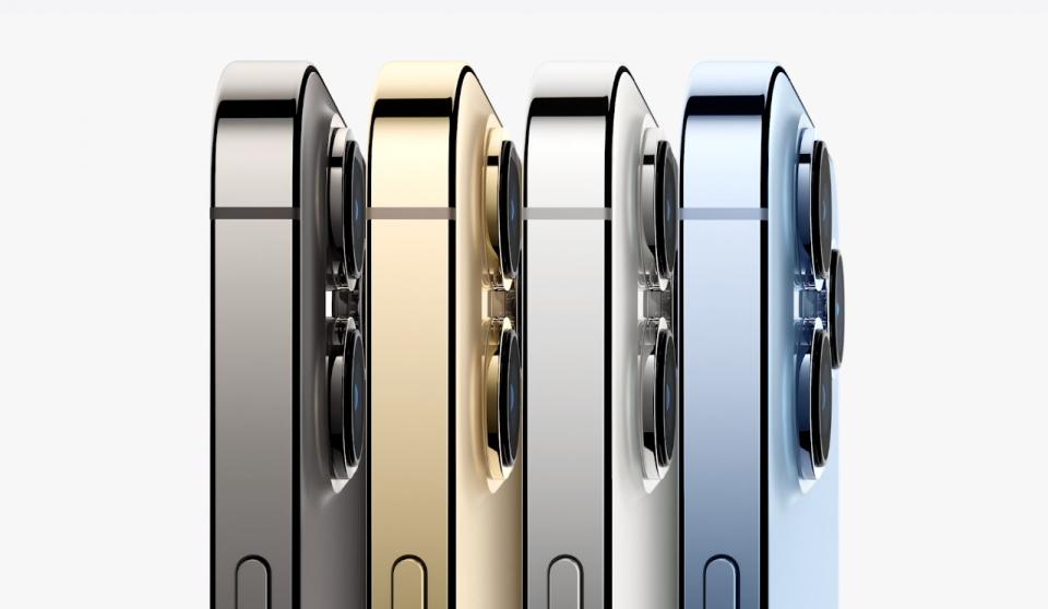 Apple släpper iPhone 13 i olika modeller